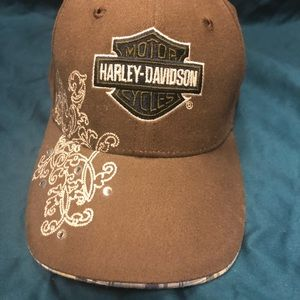 Haley Davidson Ladies Hat